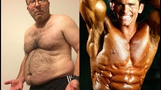 How to look like that guy in fitness ads