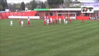 2015-16 Match 44 - Fylde - highlights