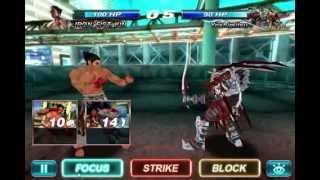 Tekken Card Tournament OST - City After Dark