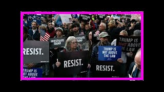 Protesters Rally to Protect Special Counsel