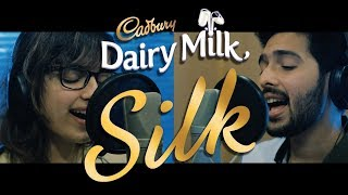 Inside The Groove Room | Ep.2 | Cadbury's Dairy Milk Silk Ft. Armaan Malik | Shirley Setia