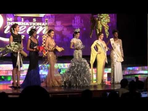 TIFFANY S Show Pattaya Miss International Queen 2012 Pt.10 The Winner