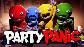 NEW MINIGAMES! - PARTY PANIC