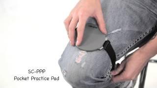 Pocket Practice Pad-Say No To Bruising | Brent's Hang