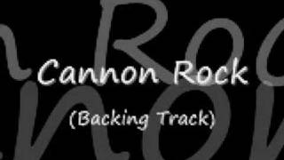Canon Rock Backing track