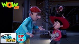 Mome Ke putle - Chacha Bhatija - 3D Animation Cartoon for Kids - As seen on Hungama