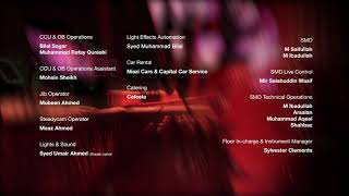 Coke Studio Season 11, Episode 5 - Mauj, End Credits