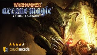 Warhammer: Arcane Magic Android official trailer (HD)