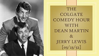 The Colgate Comedy Hour:  March 23 1952