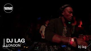 DJ Lag Boiler Room London DJ Set
