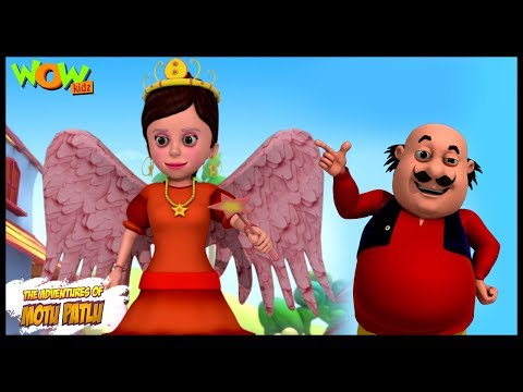 Laal Pari - Motu Patlu in Hindi