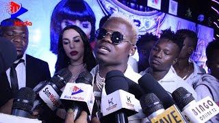 VIDEO: HARMONIZE na SARAH  wavamia BIRTHDAY ya WOLPER akiwa na SARAH