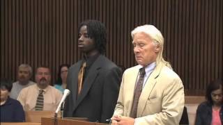 Judge tells Detroit man he needed a beating