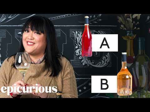 Wine Expert Guesses Cheap vs Expensive Wine Price Points Epicurious