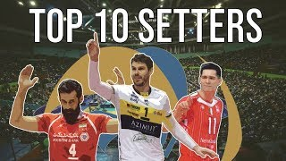 Ranking the Top 10 Setters in Volleyball (2018)
