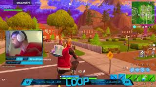 LOOP ANNIHILATES PLEASANT PARK!