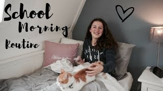 School Morning Routine 2018  ♡ Eva Rose