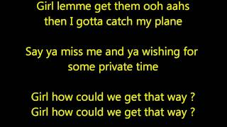 ♥♫♫That Way- Wale, Jeremih, & Rick Ross. With Lyrics On Screen (New 2011) ♥♫♫