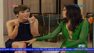 Sarap Diva: Feeling star with Ate Gay and Maria Isabel Lopez