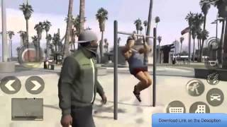 GTA 5 .apk and SD Data Files  - Install GTA 5 for android
