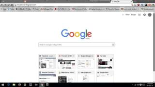 How to open website in google web light