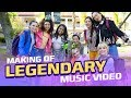 Download Video Download Legendary Music Video Behind the Scenes | Disney Channel 3GP MP4 FLV