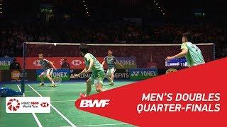 MD | GIDEON/SUKAMULJO (INA) [1] vs CHEN/WANG (TPE) | BWF 2018