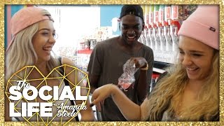 AMANDA STEELE'S THE SOCIAL LIFE EP. 10 | CARS AND CANDY