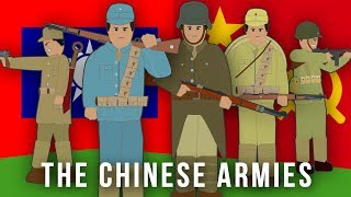WWII Factions: The Chinese Army
