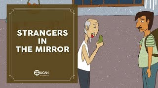 Learn English Listening | English Stories - 93. Strangers in the Mirror