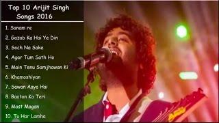Arijit singh songs 2016 June Latest hindi hit songs