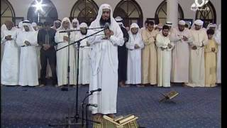 احمد العجمي يبكي المصلين مسجد حسن الشيخ الطوار دبي