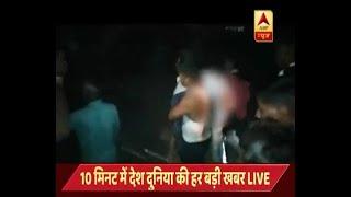 सेल्फी लेने के दौरान झरने में गिरी लड़की की मौत, पाताल पानी घूमने आई थी   ABP News Hindi