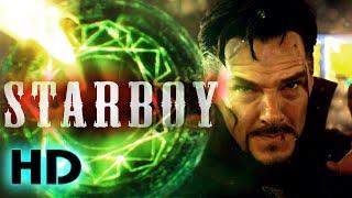 Doctor Strange   Starboy   Official MV