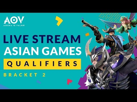 Xxx Mp4 Arena Of Valor Indonesia Road To Asian Games Day 1 Open Qualifier 3gp Sex