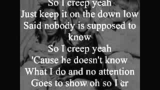 TLC- Creep [LYRICS]