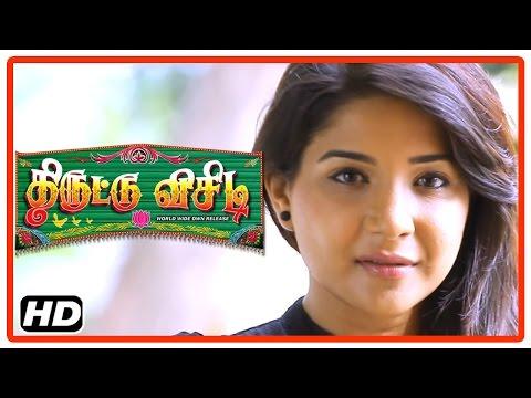 Thiruttu VCD Tamil Movie   Climax Scene   Sakshi Agarwal reveals the truth to Prabha   Devadarshini