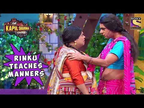 Xxx Mp4 Rinku Talks About Manners The Kapil Sharma Show 3gp Sex