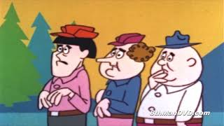 The BIGGEST NEW THREE STOOGES CARTOON COMPILATION: Larry, Moe and Curly [Cartoons for Children HD]
