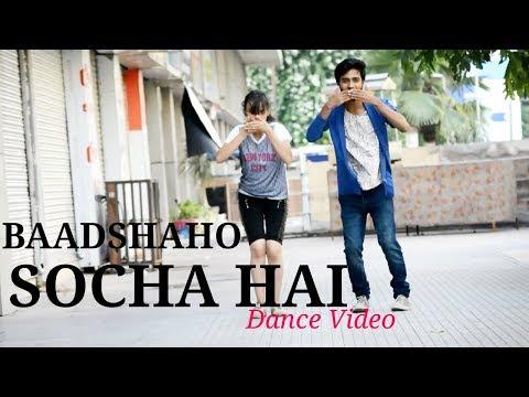 Xxx Mp4 Step On Socha Hai 💔BAADSHAHO 💔 Bollywood DANCE Mohit Gaur 💗Choreography 💗 3gp Sex
