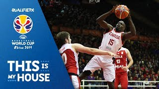 Nike Top 5 Plays - September 17 - 4th Window - FIBA Basketball World Cup 2019 - Americas Qualifiers
