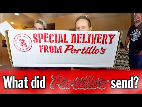 Xxx Mp4 A Special Delivery From Portillo S And Mother Road Brewing S IPA 3gp Sex