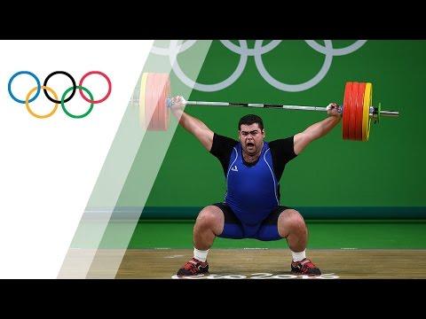 Rio Replay Men s 105kg Weightlifting Final