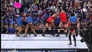 WWE Wrestlemania 22 battle royal