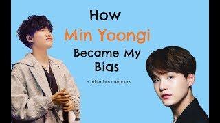 How My BTS Bias Became My Bias