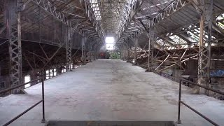 Abandoned Building Exploration | Westinghouse Electric Corp.
