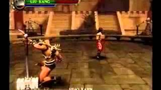 Mortal Kombat Shaolin Monks(PS2) Liu Kang PT. 12 Final