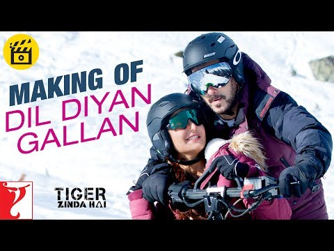 Xxx Mp4 Making Of Dil Diyan Gallan Song Tiger Zinda Hai Salman Khan Katrina Kaif 3gp Sex