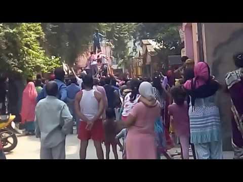Funny video of dahi handi  must watch