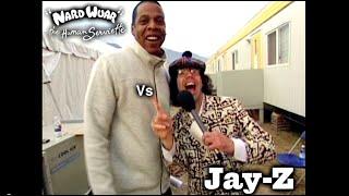 Nardwuar vs.  Jay-Z - The Extended Version